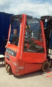 Forklift Brandaları